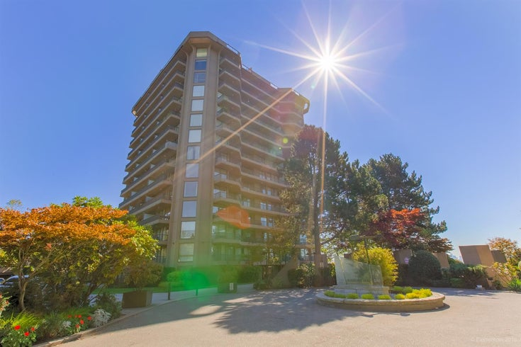 1407 3760 ALBERT STREET - Vancouver Heights Apartment/Condo for sale, 1 Bedroom (R2498184)