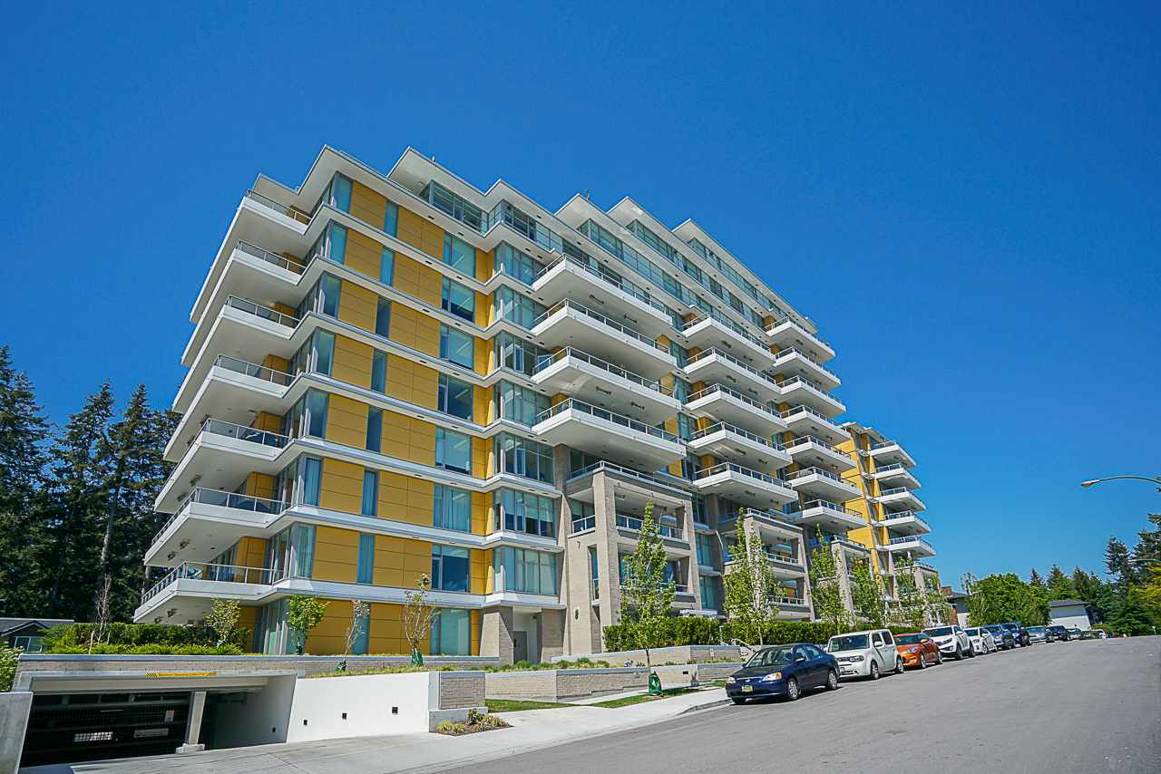 607 1501 VIDAL STREET - White Rock Apartment/Condo for sale, 2 Bedrooms (R2498221) - #1