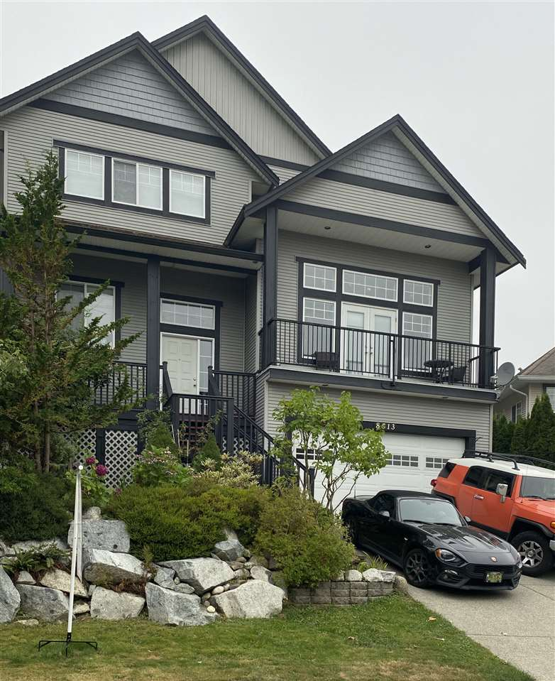 8513 KIMBALL STREET - Mission BC House/Single Family for sale, 7 Bedrooms (R2498250) - #1