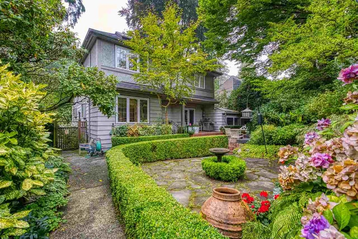 6188 CEDARHURST STREET - Kerrisdale House/Single Family for sale, 3 Bedrooms (R2498264)