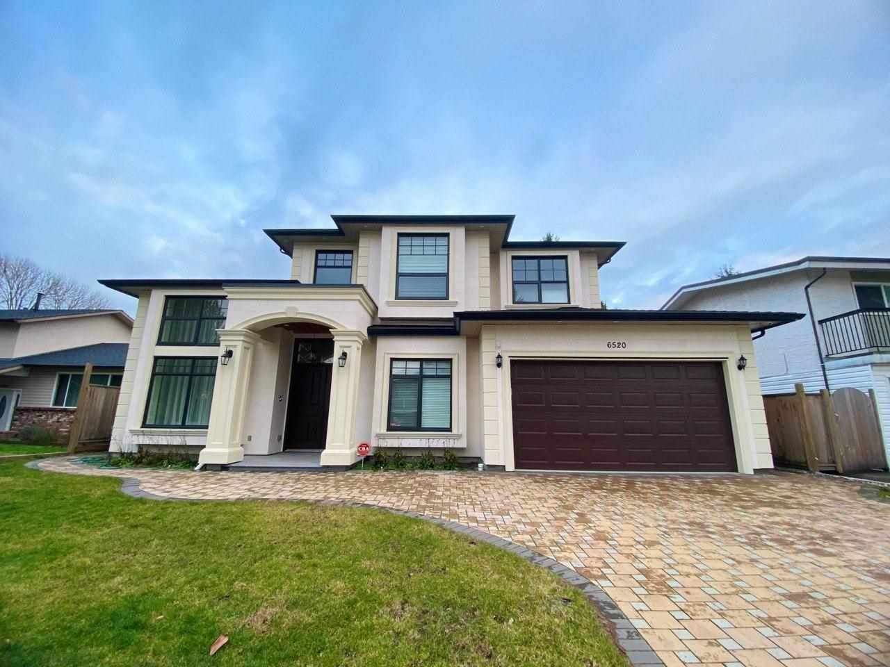6520 CONSTABLE DRIVE - Woodwards House/Single Family for sale, 5 Bedrooms (R2498315)