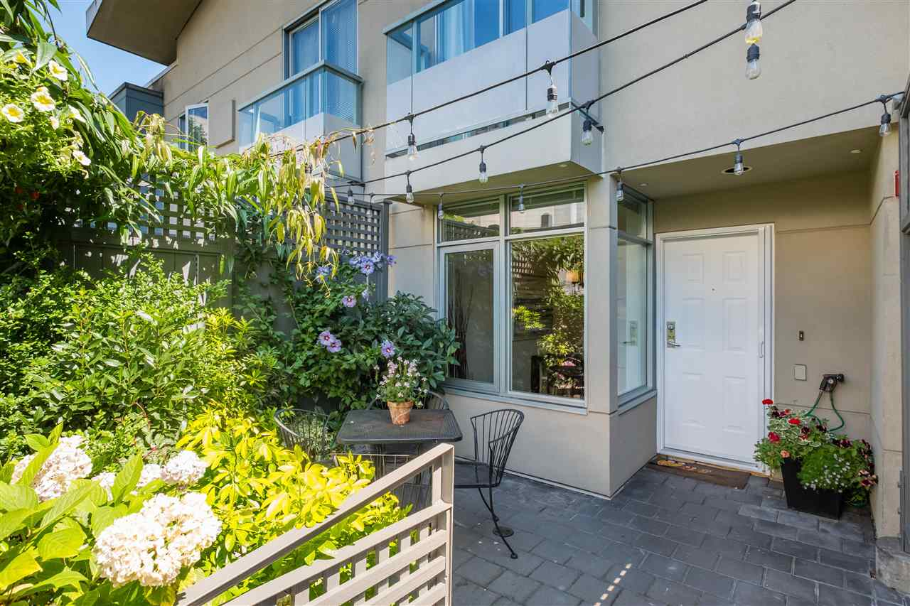 TH9 63 KEEFER PLACE - Downtown VW Townhouse for sale, 3 Bedrooms (R2498322) - #2