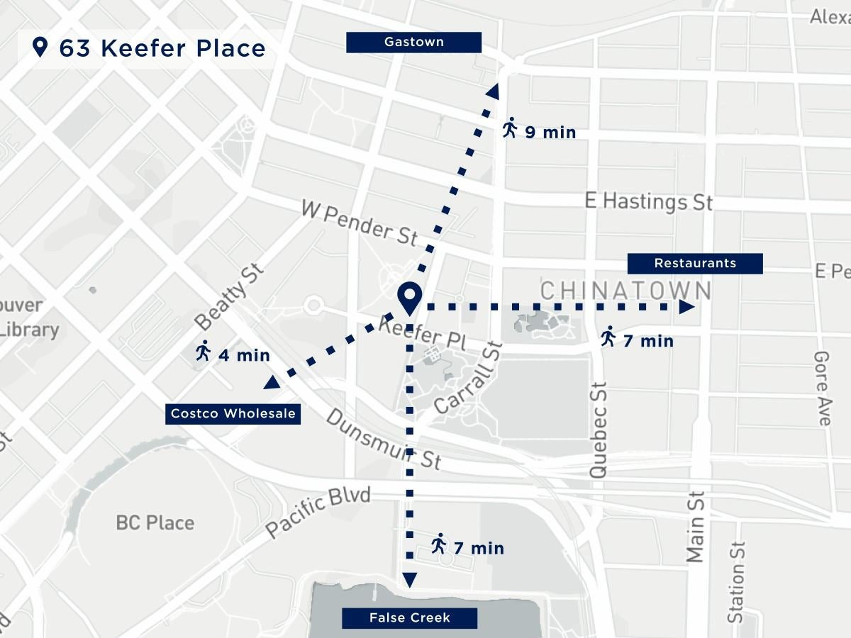 TH9 63 KEEFER PLACE - Downtown VW Townhouse for sale, 3 Bedrooms (R2498322) - #36
