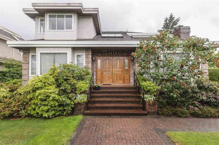 1178 W 42ND AVENUE - South Granville House/Single Family for sale, 6 Bedrooms (R2498400)