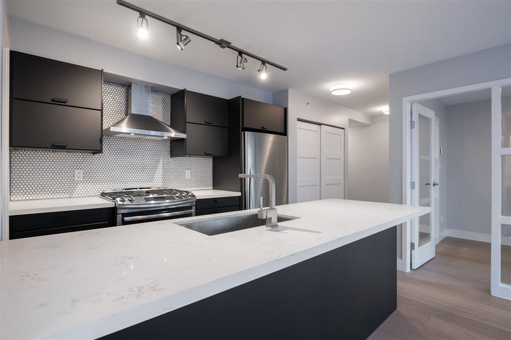 705 1438 RICHARDS STREET - Yaletown Apartment/Condo for sale, 1 Bedroom (R2498416)