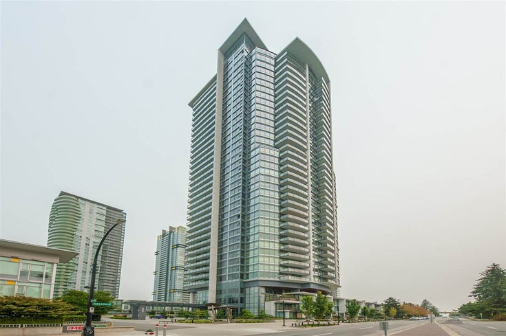 3802 4900 LENNOX LANE - Metrotown Apartment/Condo for sale, 1 Bedroom (R2498461)