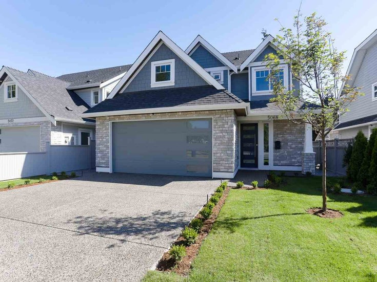 5068 45 AVENUE - Ladner Elementary House/Single Family for sale, 4 Bedrooms (R2498510)