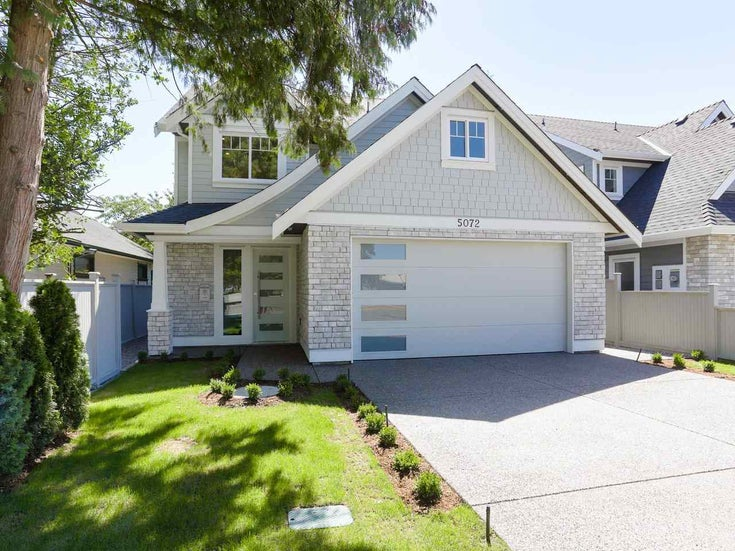 5072 45 AVENUE - Ladner Elementary House/Single Family for sale, 4 Bedrooms (R2498515)