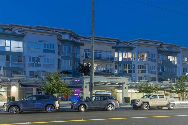 407 122 E 3RD STREET - Lower Lonsdale Apartment/Condo for sale, 1 Bedroom (R2498536)