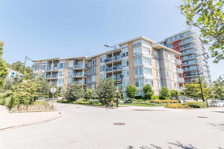 502 3263 PIERVIEW CRESCENT - South Marine Apartment/Condo for sale, 2 Bedrooms (R2498556)
