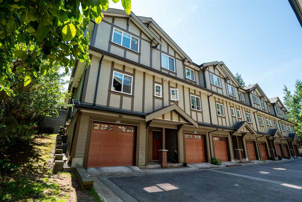 126 3333 DEWDNEY TRUNK ROAD - Port Moody Centre Townhouse for sale, 3 Bedrooms (R2498565) - #1
