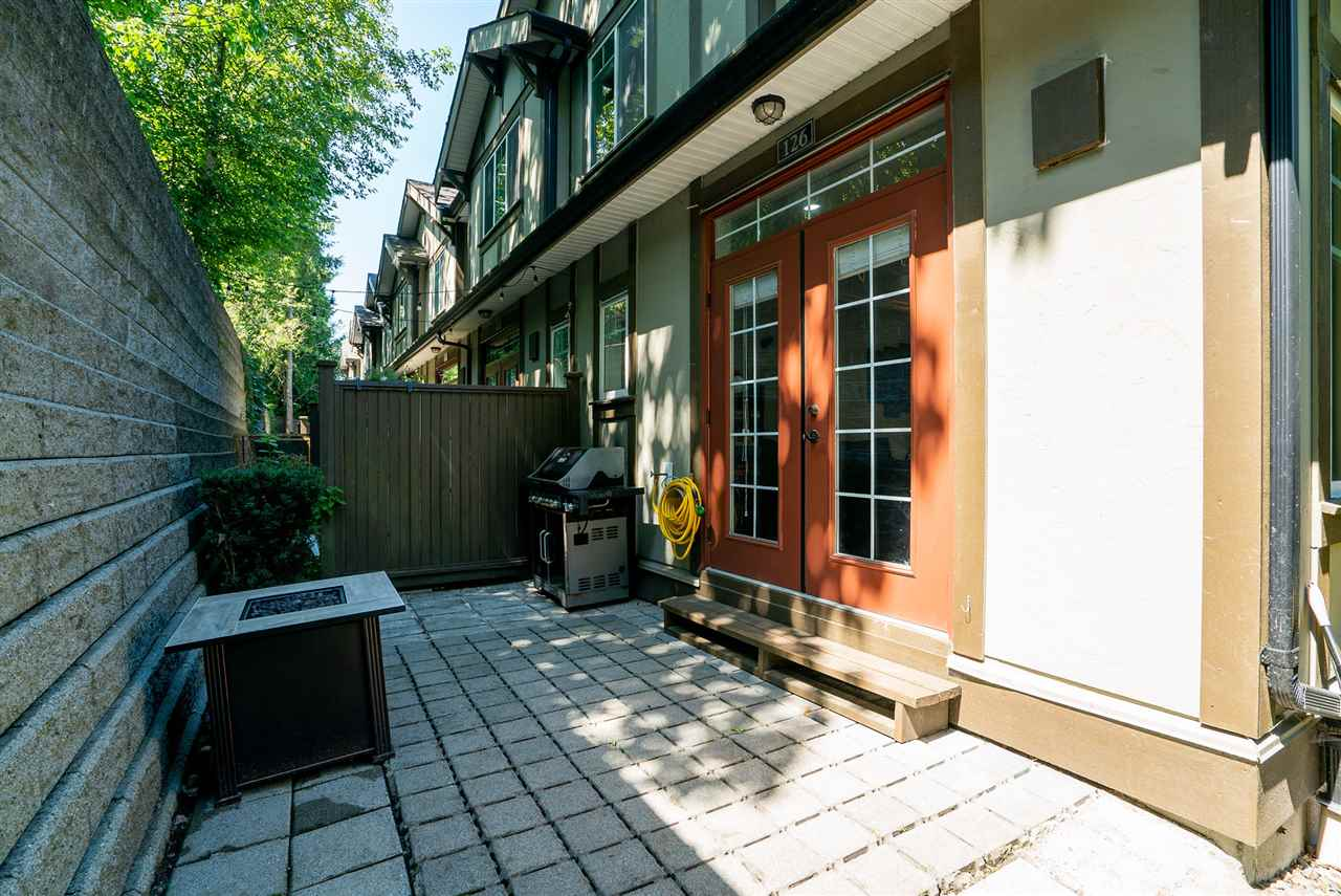 126 3333 DEWDNEY TRUNK ROAD - Port Moody Centre Townhouse for sale, 3 Bedrooms (R2498565) - #21