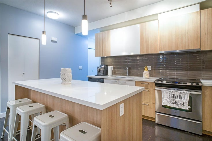 218 618 LANGSIDE AVENUE - Coquitlam West Townhouse for sale, 2 Bedrooms (R2498567)