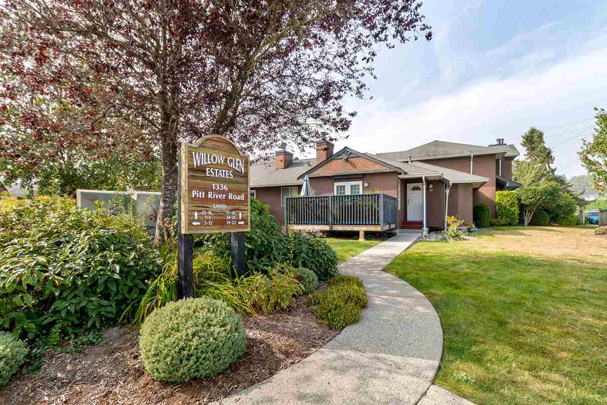 20 1336 PITT RIVER ROAD - Citadel PQ Townhouse for sale, 3 Bedrooms (R2498606) - #1