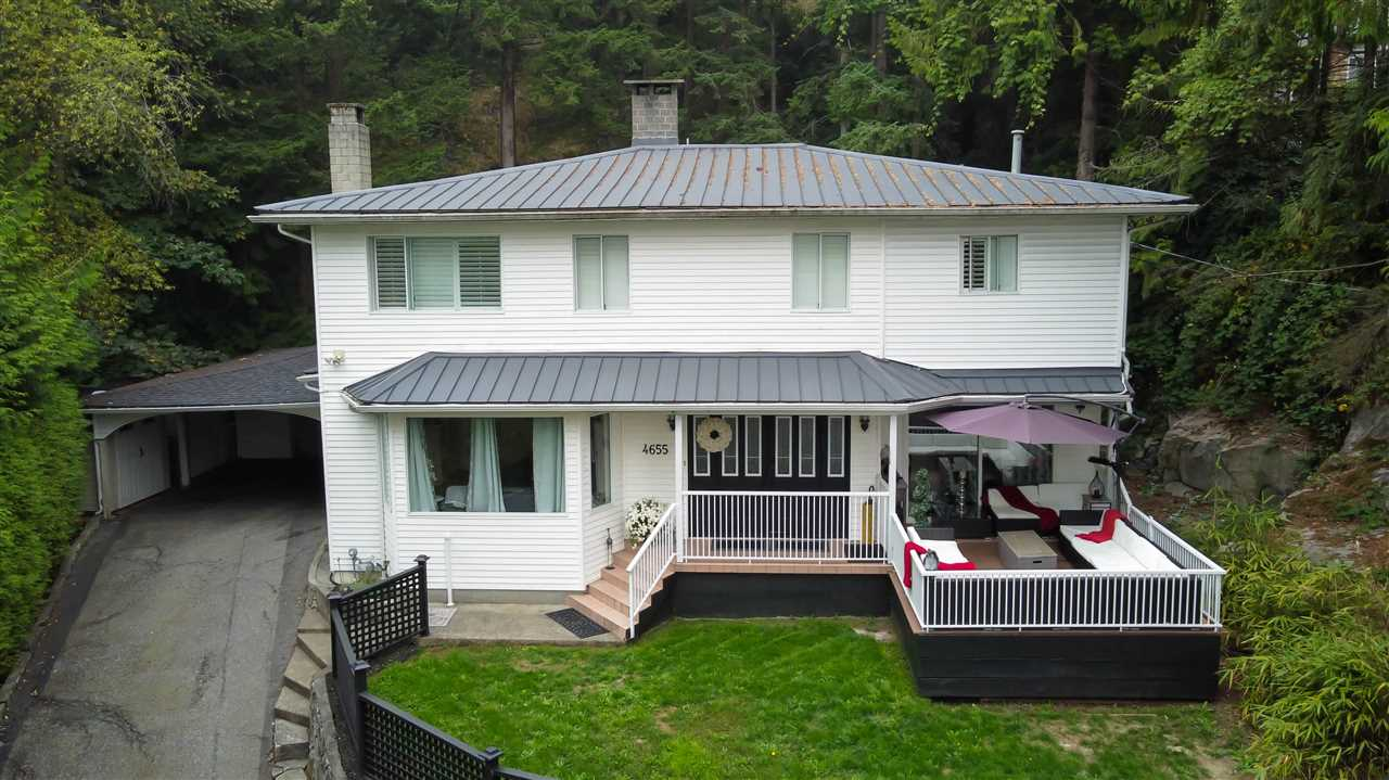 4655 RUTLAND ROAD - Caulfeild House/Single Family for sale, 5 Bedrooms (R2498613) - #4