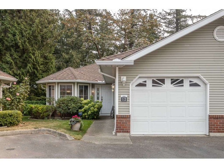 12 1973 WINFIELD DRIVE - Abbotsford East Townhouse for sale, 3 Bedrooms (R2498616)