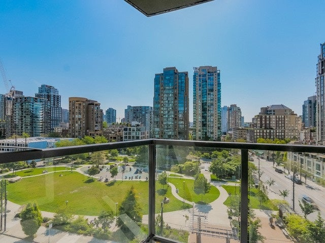 1005 1199 SEYMOUR STREET - Downtown VW Apartment/Condo for sale, 1 Bedroom (R2498619) - #1