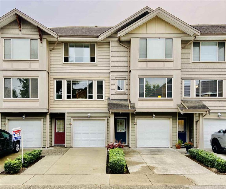 35 5388 201A STREET - Langley City Townhouse for sale, 2 Bedrooms (R2498681)