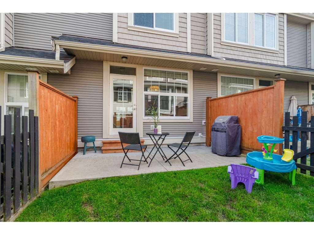 65 20831 70 AVENUE - Willoughby Heights Townhouse for sale, 3 Bedrooms (R2498715) - #24