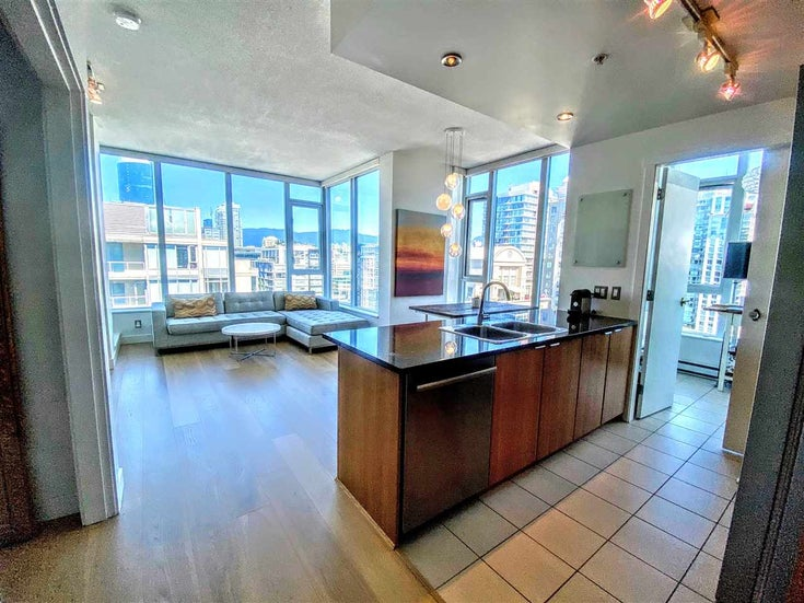 PH2401 1010 RICHARDS STREET - Yaletown Apartment/Condo for sale, 2 Bedrooms (R2498796)