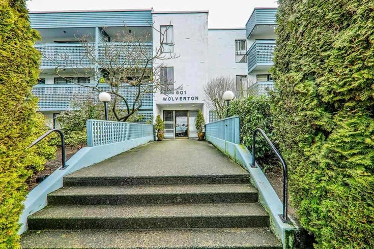 101 601 NORTH ROAD - Coquitlam West Apartment/Condo for sale, 2 Bedrooms (R2498798)