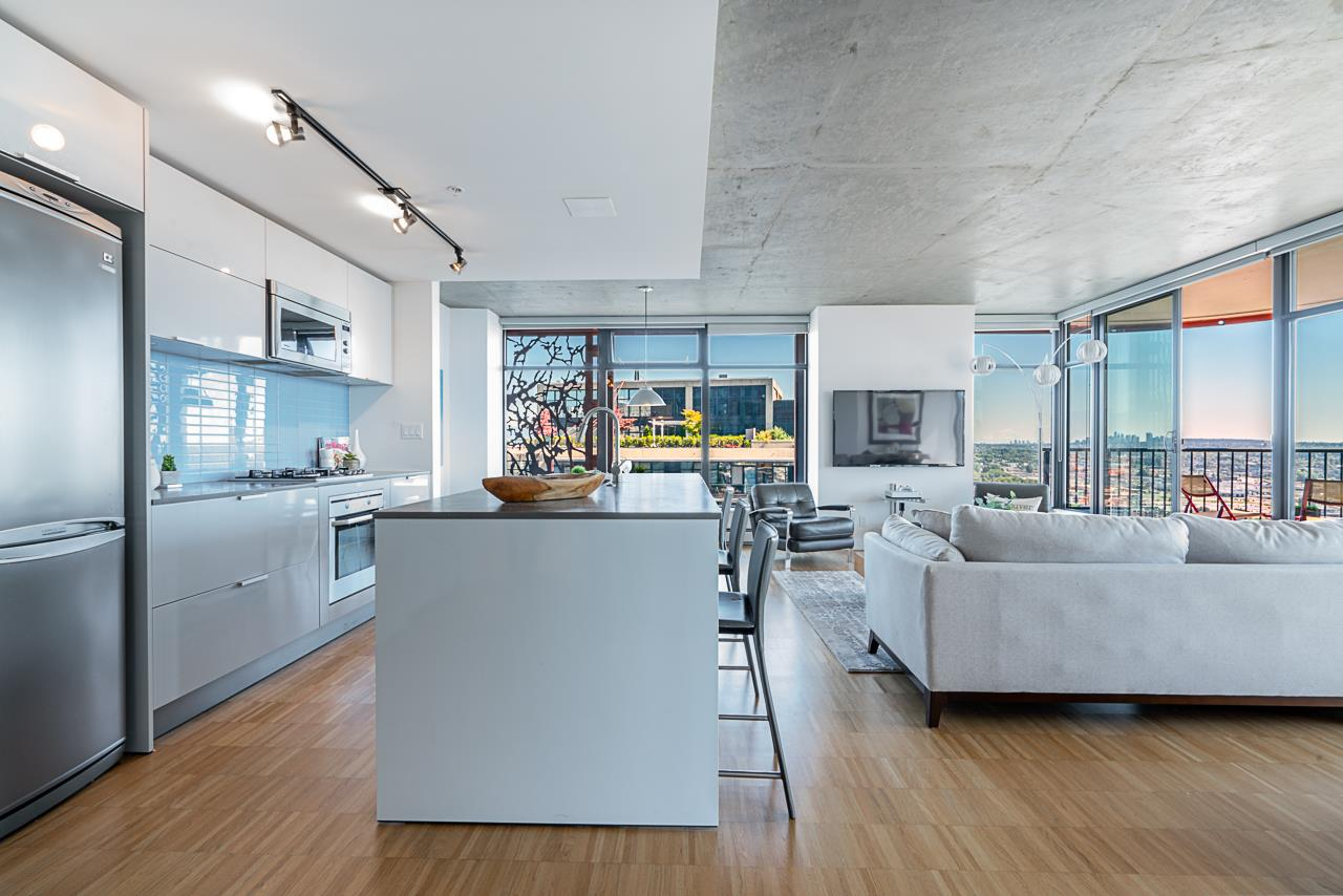 3406 128 W CORDOVA STREET - Downtown VW Apartment/Condo for sale, 2 Bedrooms (R2498820) - #1