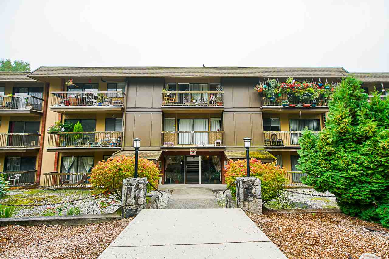317 1000 KING ALBERT AVENUE - Central Coquitlam Apartment/Condo for sale, 1 Bedroom (R2498846) - #1