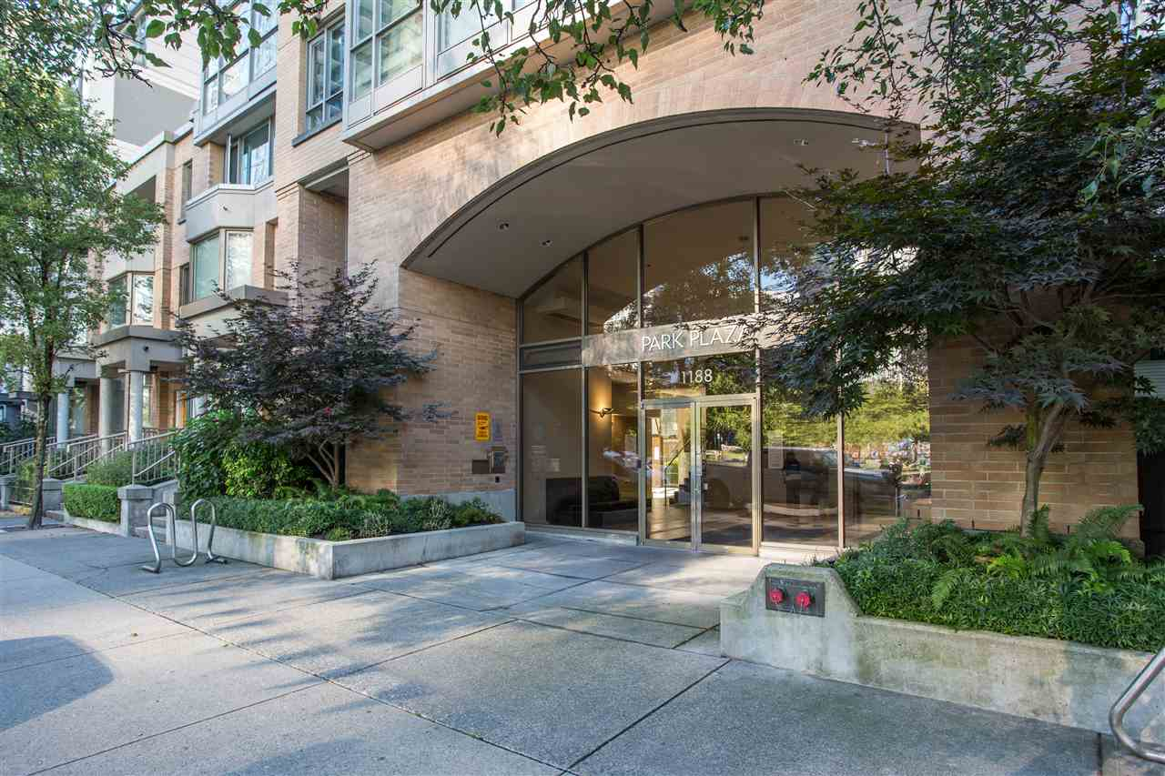 1710 1188 RICHARDS STREET - Yaletown Apartment/Condo for sale(R2498878) - #1