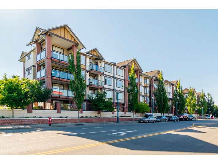 334 5660 201A STREET - Langley City Apartment/Condo for sale, 1 Bedroom (R2498914)