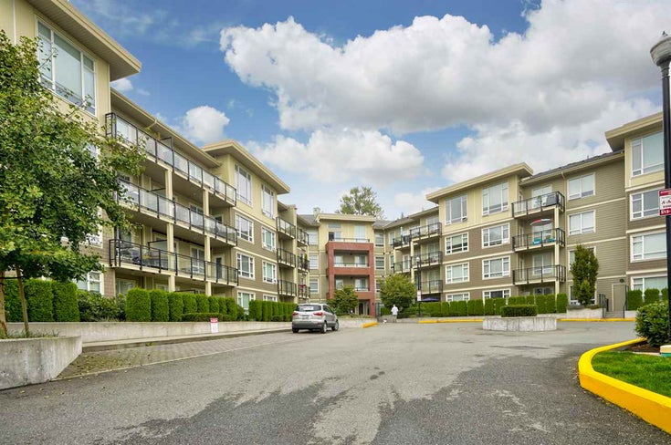 C214 20211 66 AVENUE - Willoughby Heights Apartment/Condo for sale, 1 Bedroom (R2498961)