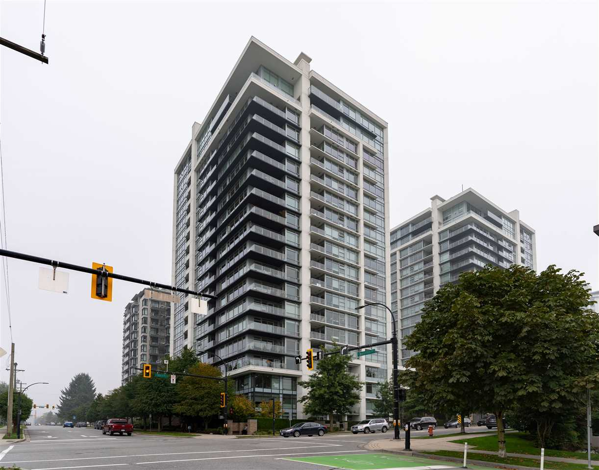 606 1320 CHESTERFIELD AVENUE - Central Lonsdale Apartment/Condo for sale, 1 Bedroom (R2498975) - #1