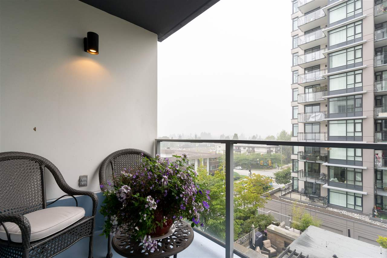 606 1320 CHESTERFIELD AVENUE - Central Lonsdale Apartment/Condo for sale, 1 Bedroom (R2498975) - #24