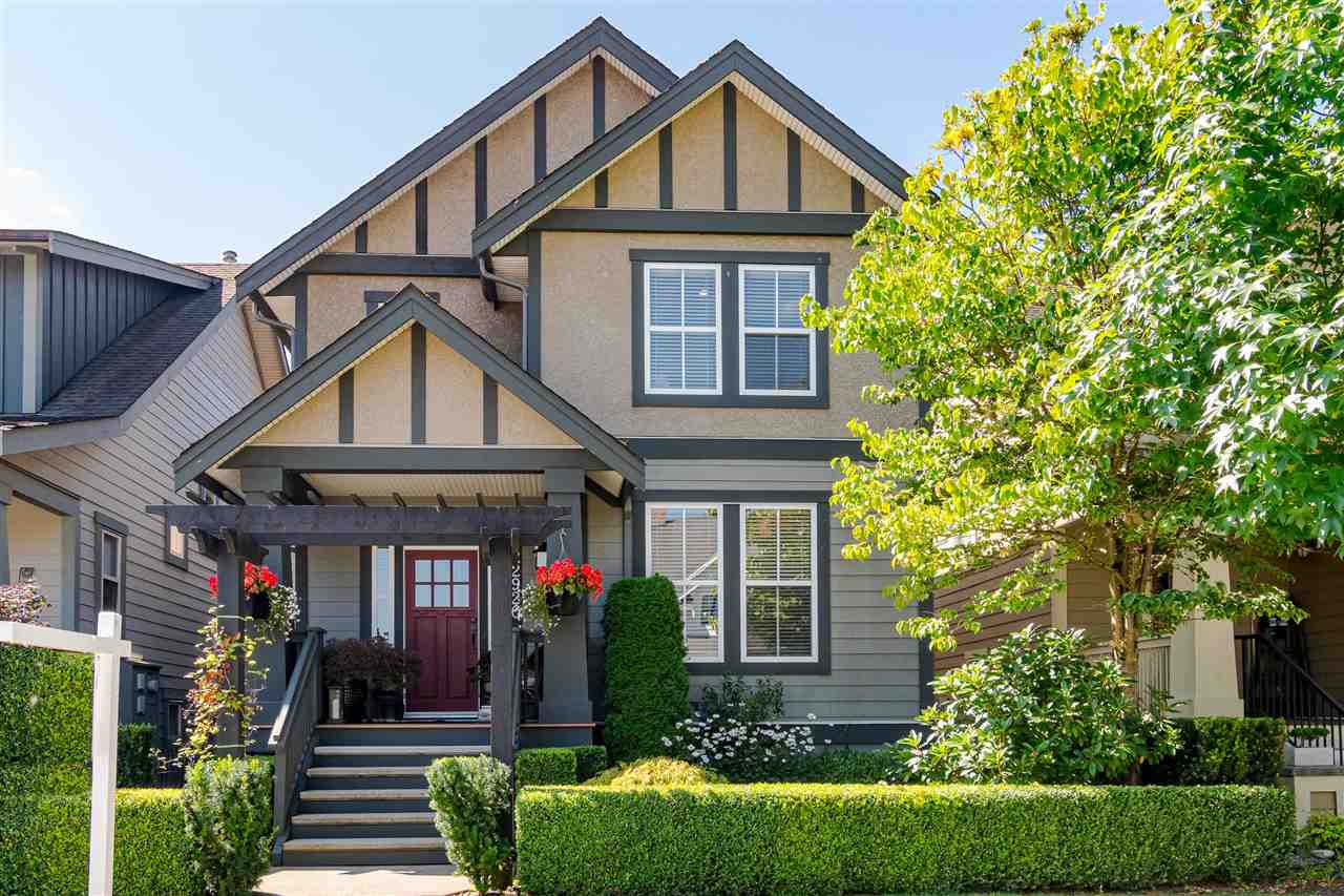 22920 BILLY BROWN ROAD - Fort Langley House/Single Family for sale, 4 Bedrooms (R2499005) - #1