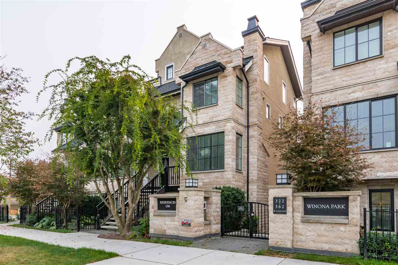340 W 62ND AVENUE - Marpole Townhouse for sale, 3 Bedrooms (R2499044)