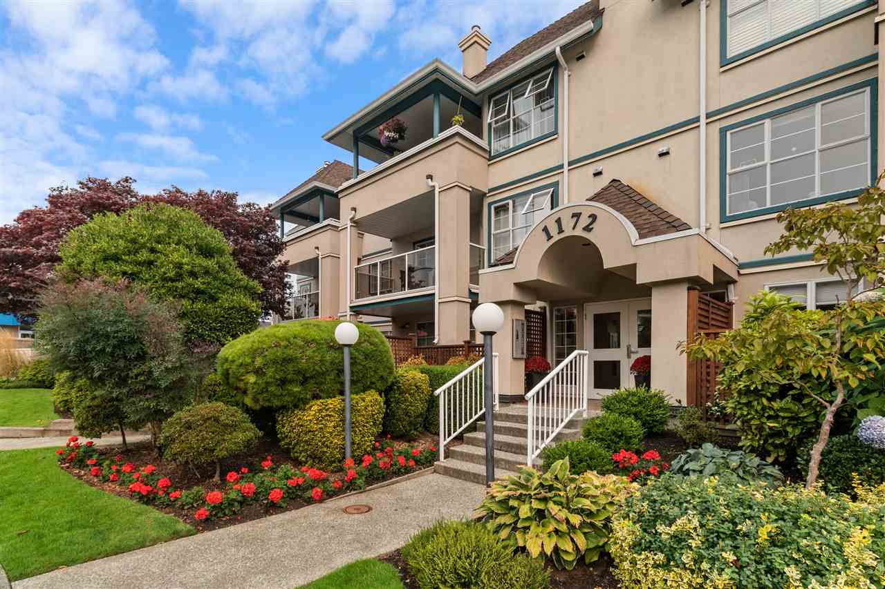 306 1172 55 STREET - Tsawwassen Central Apartment/Condo for sale, 2 Bedrooms (R2499060)