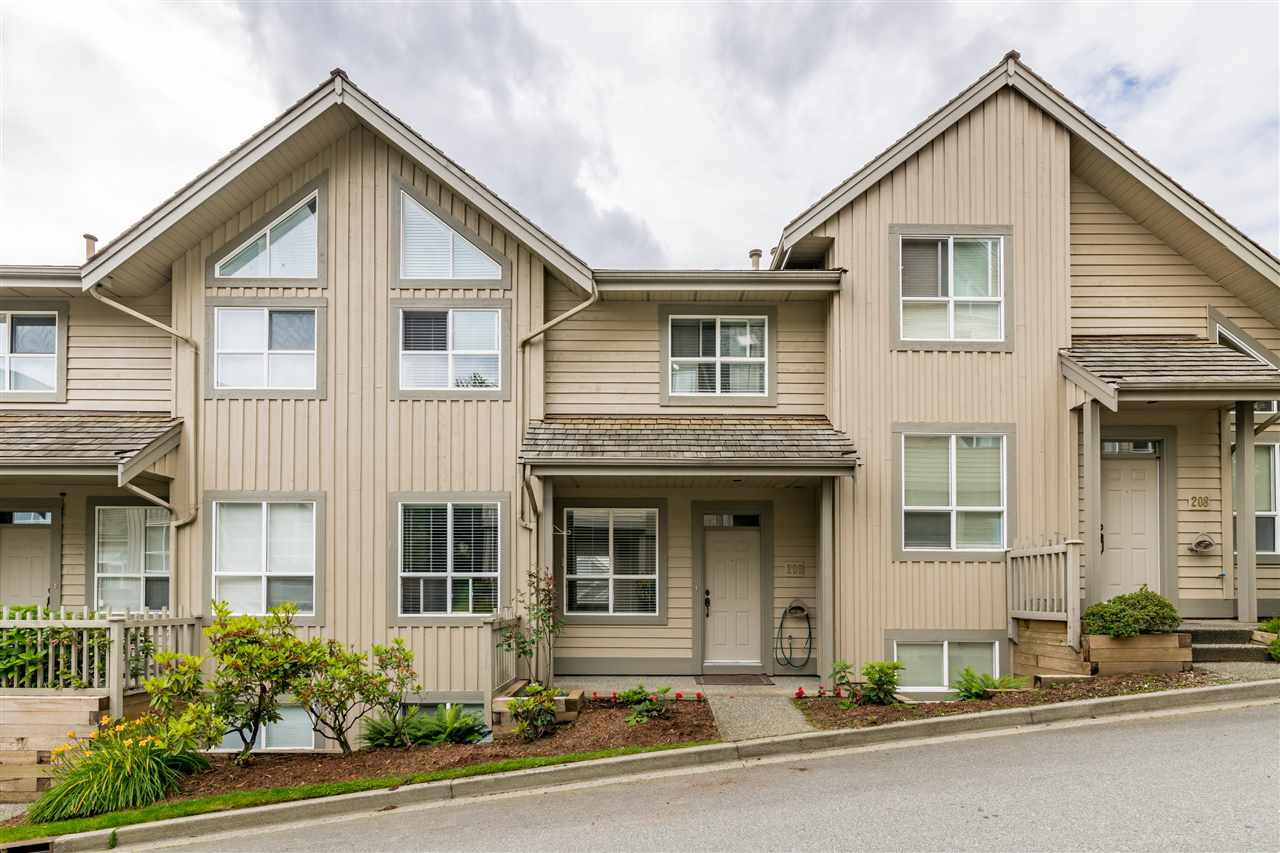 209 1465 PARKWAY BOULEVARD - Westwood Plateau Townhouse for sale, 3 Bedrooms (R2499084) - #2