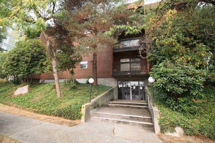 304 37 AGNES STREET - Downtown NW Apartment/Condo for sale, 2 Bedrooms (R2499140)
