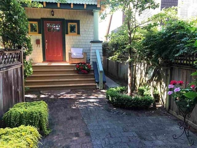 2038 W 15TH AVENUE - Kitsilano Townhouse for sale, 2 Bedrooms (R2499216)