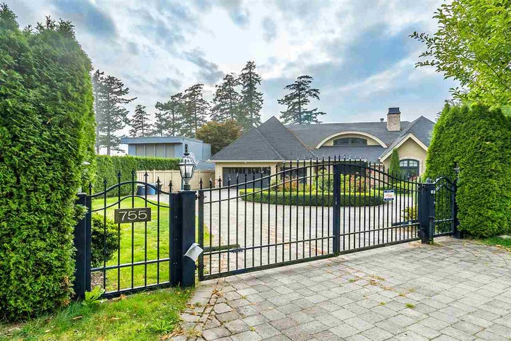 755 GLENWOOD DRIVE - English Bluff House/Single Family for sale, 5 Bedrooms (R2499225)