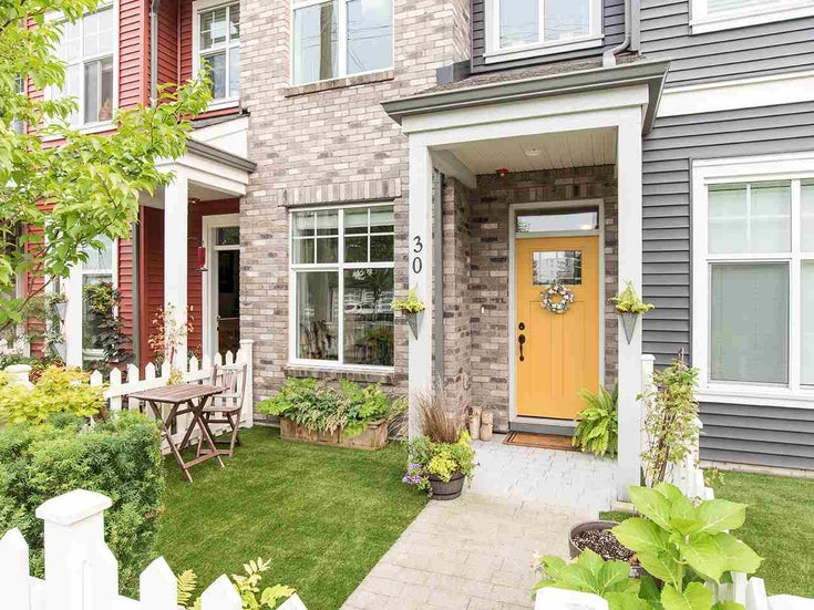 30 33460 LYNN AVENUE - Central Abbotsford Townhouse for sale, 3 Bedrooms (R2499228)