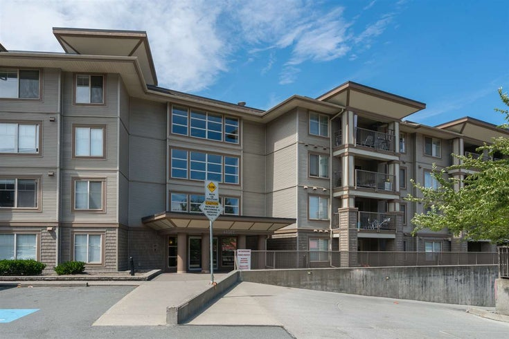 109 45559 YALE ROAD - Chilliwack W Young-Well Apartment/Condo for sale, 2 Bedrooms (R2499238)