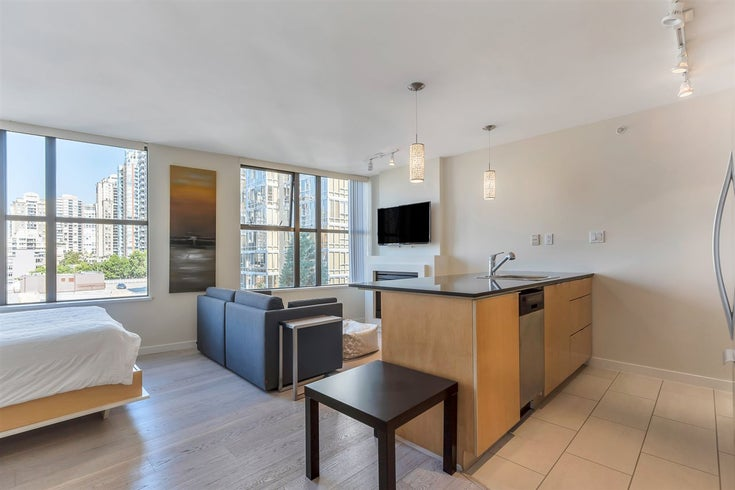 908 989 BEATTY STREET - Yaletown Apartment/Condo for sale(R2499263)