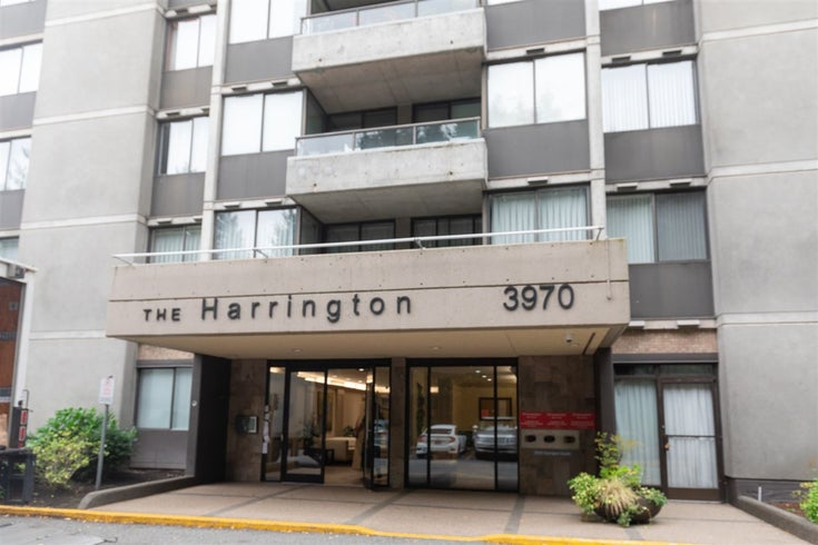 505 3970 CARRIGAN COURT - Government Road Apartment/Condo for sale, 1 Bedroom (R2499322)