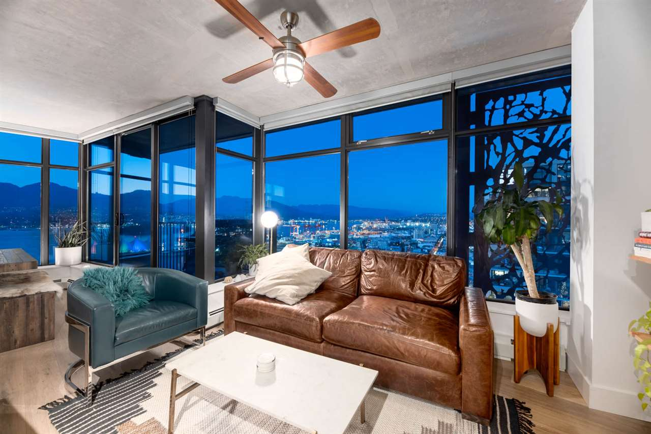 3303 128 W CORDOVA STREET - Downtown VW Apartment/Condo for sale, 2 Bedrooms (R2499372) - #1