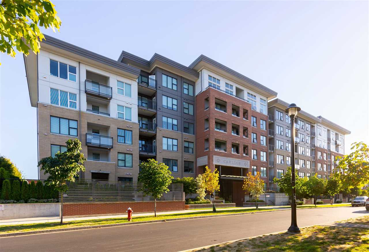 222 9366 TOMICKI AVENUE - West Cambie Apartment/Condo for sale, 1 Bedroom (R2499406)