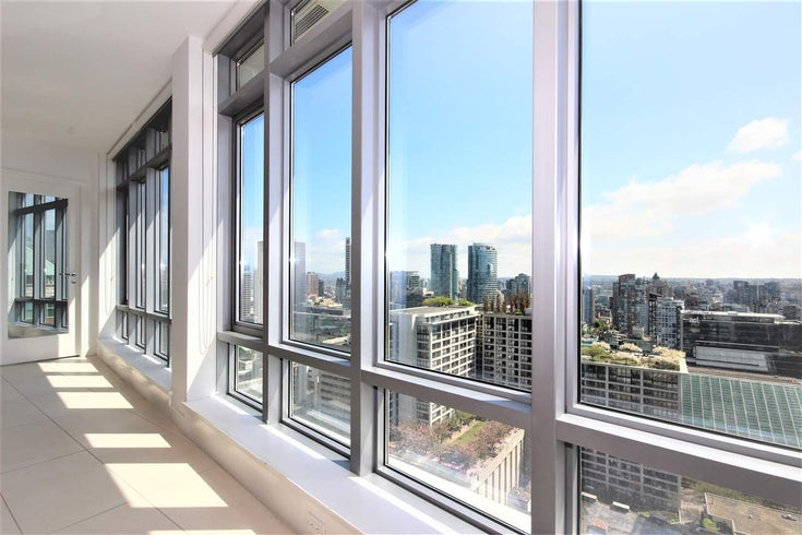 2701 1028 BARCLAY STREET - West End VW Apartment/Condo for sale, 2 Bedrooms (R2499439)