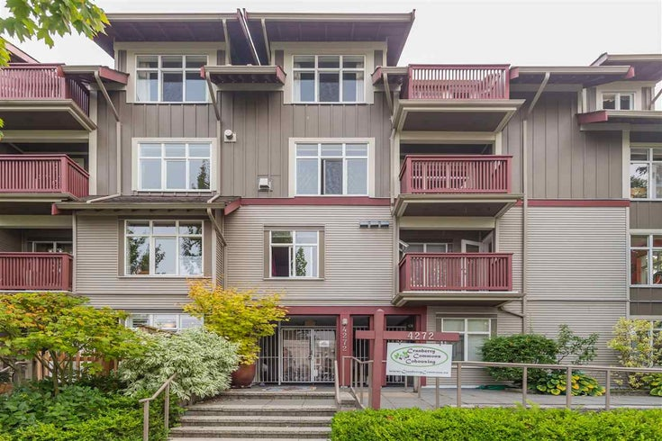 101 4272 ALBERT STREET - Vancouver Heights Apartment/Condo for sale, 2 Bedrooms (R2499525)