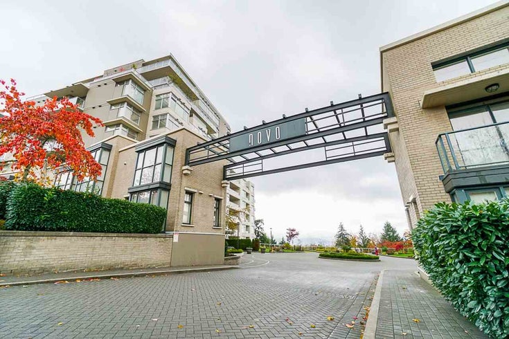 801 9288 UNIVERSITY CRESCENT - Simon Fraser Univer. Apartment/Condo for sale, 2 Bedrooms (R2499552)