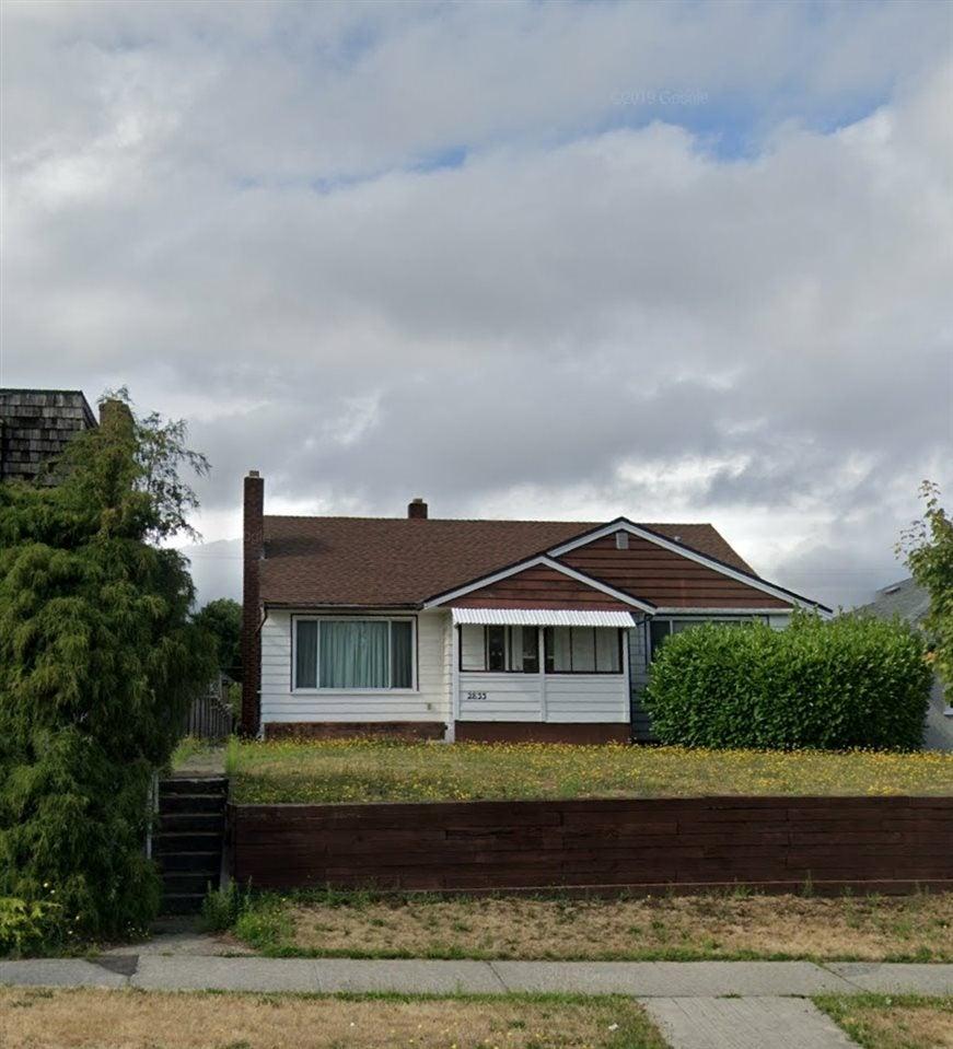 2833 E 49TH AVENUE - Killarney VE House/Single Family for sale, 3 Bedrooms (R2499557)