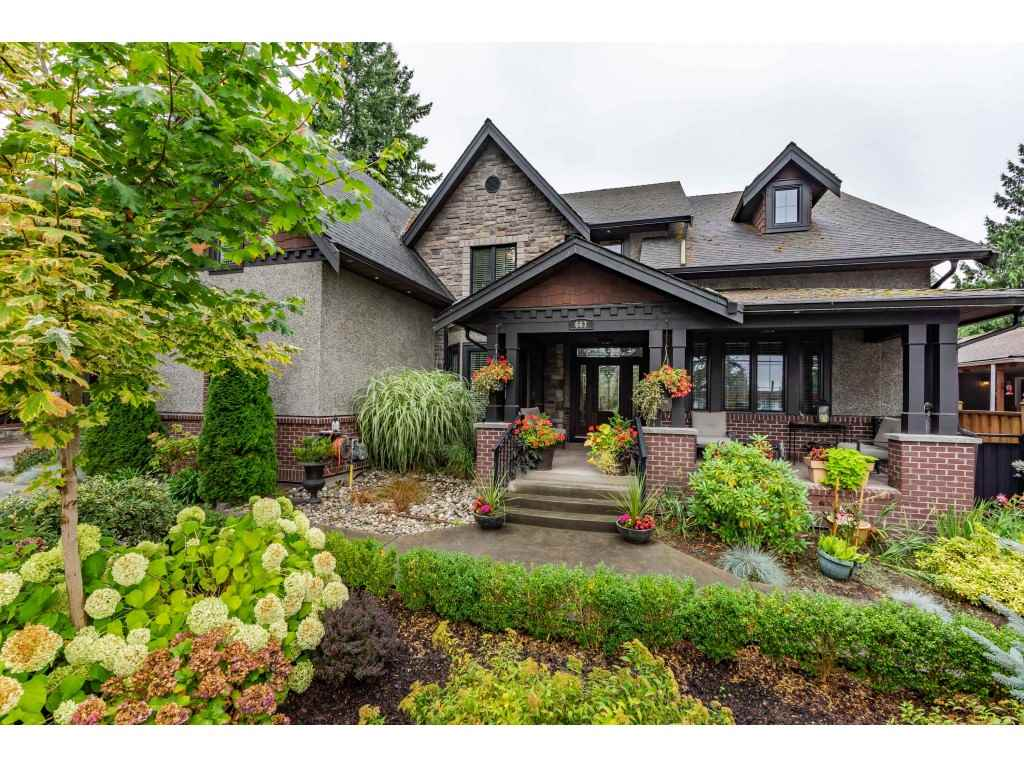 663 ROBINSON STREET - Coquitlam West House/Single Family for sale, 7 Bedrooms (R2499582) - #1